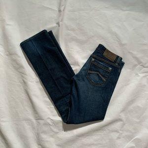"Armani Exchange Jeans Size 2 Inseam 32"" Cotton"